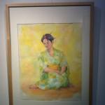 Clare in Kimono by Anita Cochrane